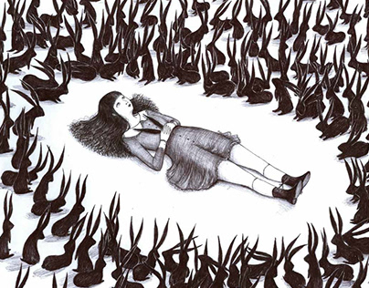 """Illustration for """"Il Venerdì"""" di Repubblica"""