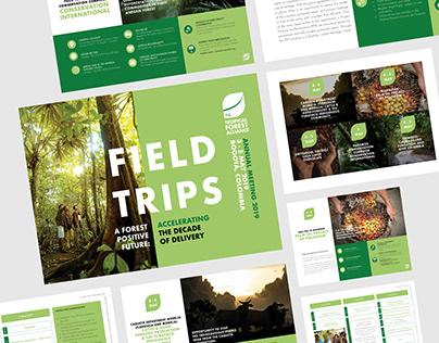 Fieldtrip Programme