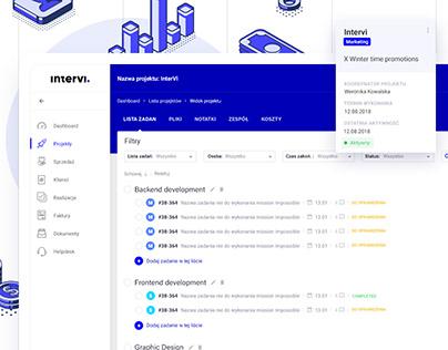 InterVi – CRM / Web Application
