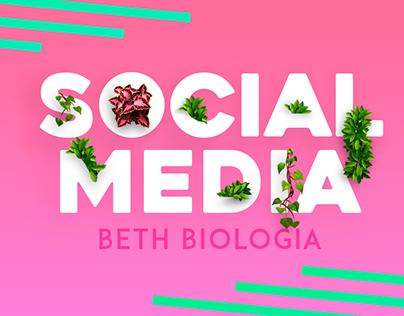 Social Media Beth biologia - 2018