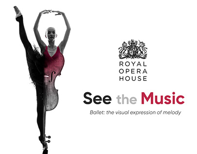 See the Music - Poster Campaign