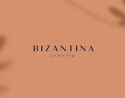 Branding for ''Bizantina Jewelry''