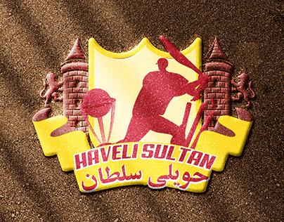 Haveli Sultan - Cricket Logo