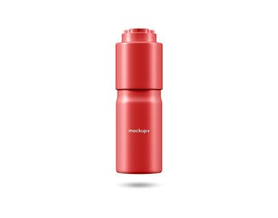 Deodorant Spray Bottle Free Mockup