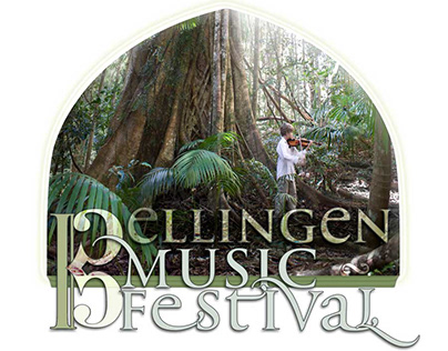 Bellingen Music FESTIVAL ~ identity & promotion media