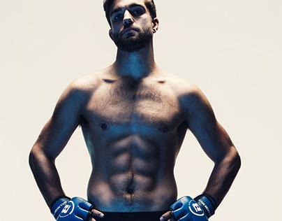 Alfie Davis MMA