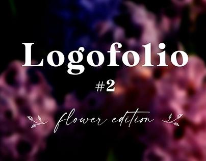 Logofolio #2 | flower edition