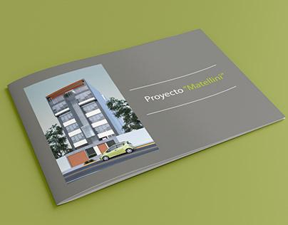 "Brochure Proyecto ""Matellini"""