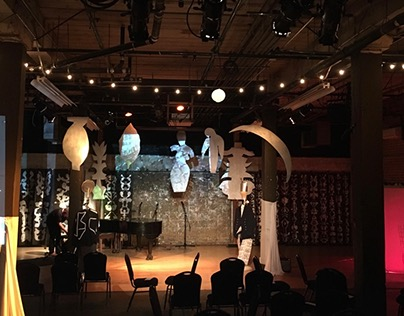 Cabaret Revoltaire:  100 Years of Dada