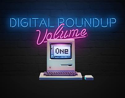 Digital Roundup - Vol. 01