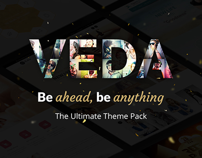 VEDA - Responsive Multi-Purpose Theme