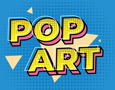 POP ART EBOOK PROJECT