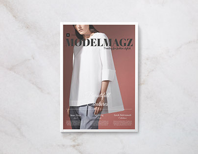 Modelmagz Magazine