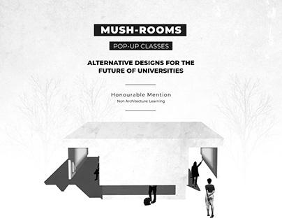 MUSH-ROOMS: POP-UP CLASSES