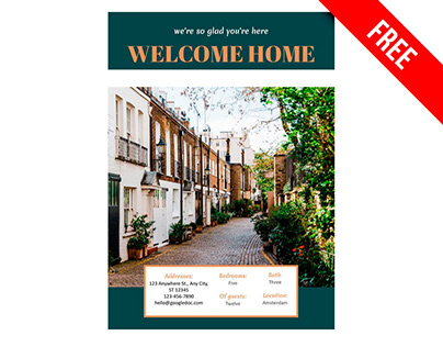 Airbnb Welcome Book - free Google Docs Template