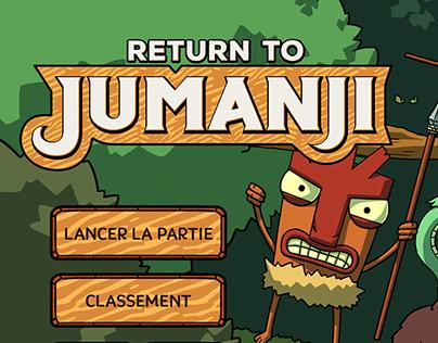Return to Jumanji