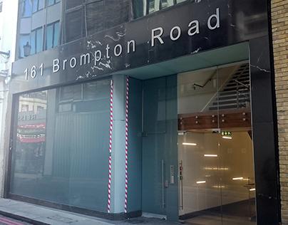 Brompton Road 161 (London, UK)
