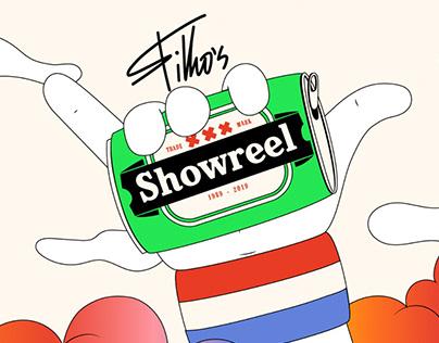 Showreel - Sergio Filho 2020