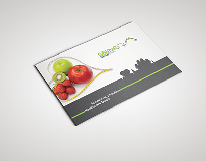 Healthcare Deals brochure & logo