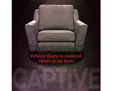 Captive - Book Cover