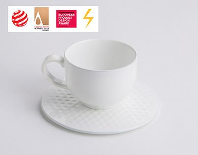 杯与碟的契合丨Fitted Teacup