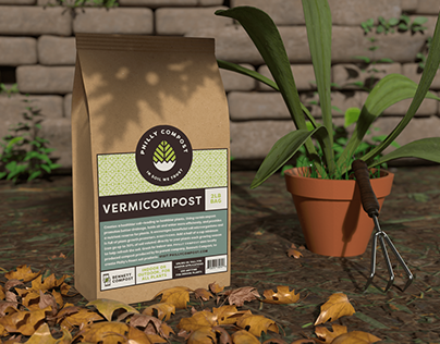 Philly Compost Packaging