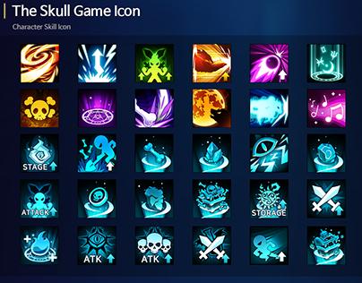 The Skull Skill Icon