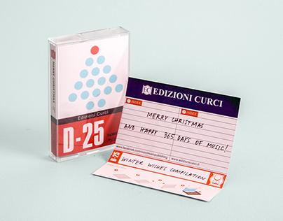 Edizioni Curci - Christmas card