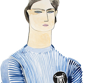 JW ANDERSON SS16 MENSWEAR COLLECTION