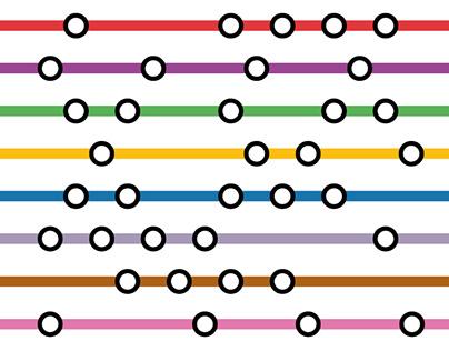 M for Metro