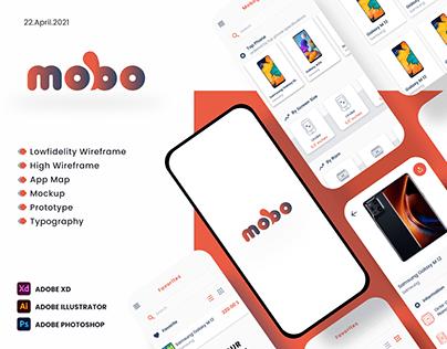 "Phones App ""Mobo"""