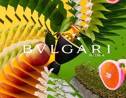 BVLGARI - The Perfume of Gems