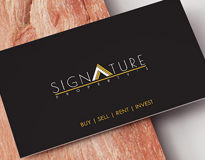 Visiting card designs - multiple clients