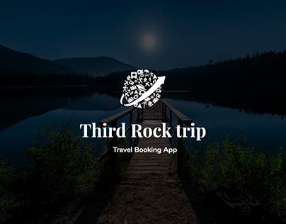 Third Rock Trip - Travel Ticket Booking App