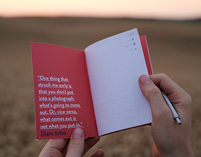 Notebook for Analog Photographers