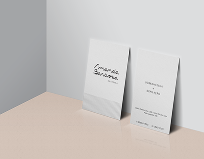 Logotype and business card