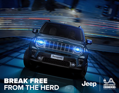 Jeep - Break Free