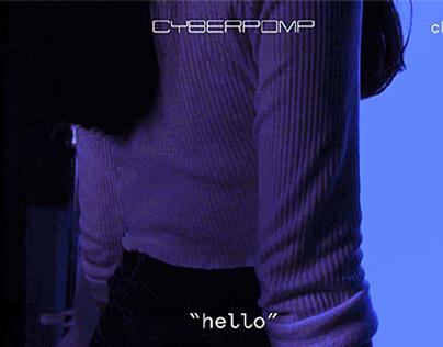 CYBERPOMP: Immortalised Digital Identities