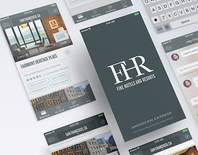 Mini Case – Lifestyle UX: Fine Hotels & Resorts