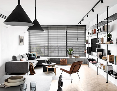 RB Apartment by Maya Sheinberger