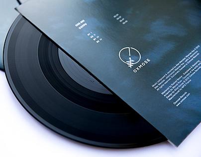 OXE 002 – Vinyl cover design