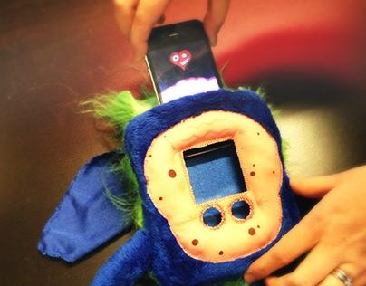 Bebbu - A Hybrid Smartphone Toy