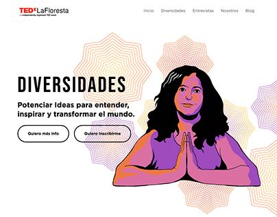 Information Arquitecture TEDxLaFloresta