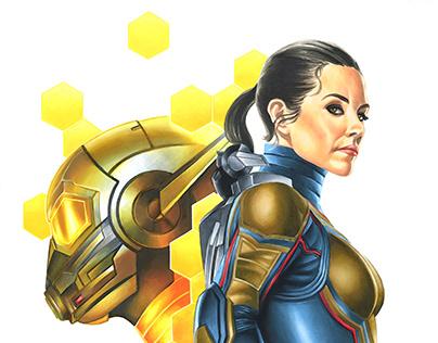 Hope van Dyne - The Wasp