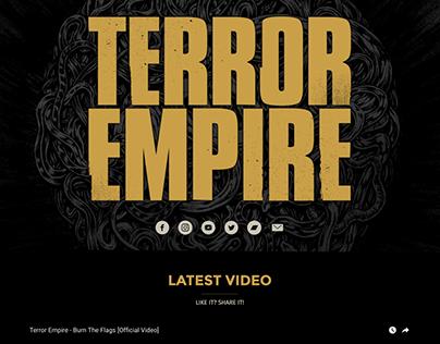 Terror Empire website.