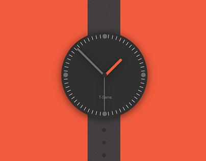 T-Sam Clock