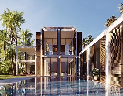 Indian Creek Villa (Miami, Florida)