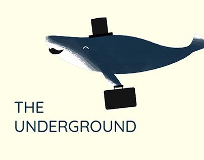 The Underground - Motion Design Metro Lillois