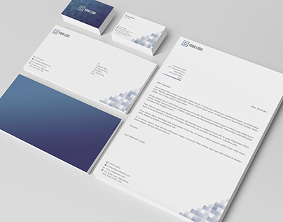 Corporate Stationery Set Vol. 2