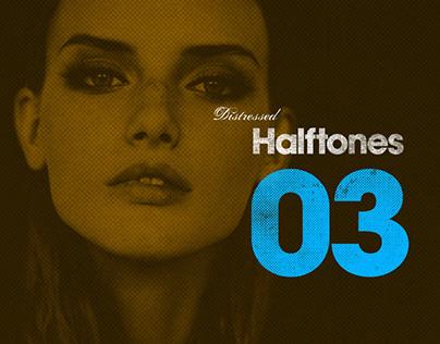 Distressed Halftones 03